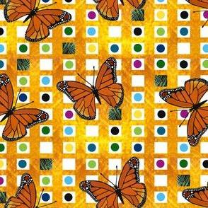 Urban butterfly