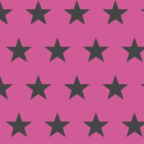 star pink grey