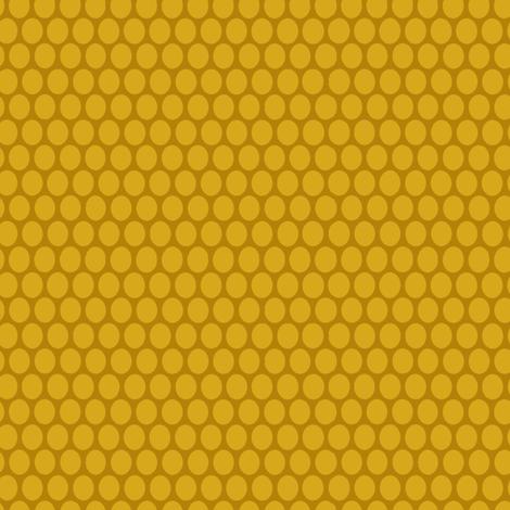 egg_Mustard fabric by hoodiecrescent&stars on Spoonflower - custom fabric