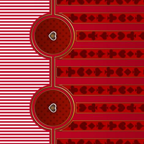 Queen fabric by jadegordon on Spoonflower - custom fabric