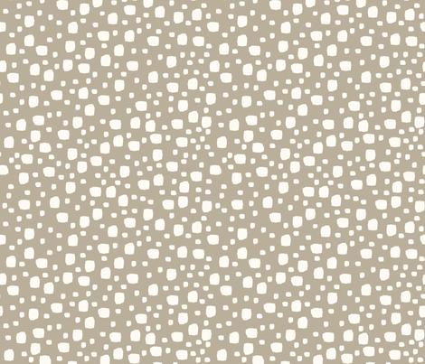 Rocks (brown) fabric by mondaland on Spoonflower - custom fabric