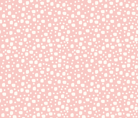 Rocks (pink) fabric by mondaland on Spoonflower - custom fabric