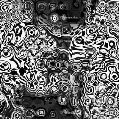 Organic Optical Illusion 8