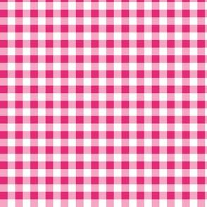 Plaid strawberry