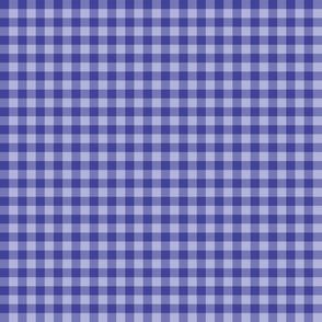 Plaid Lavender