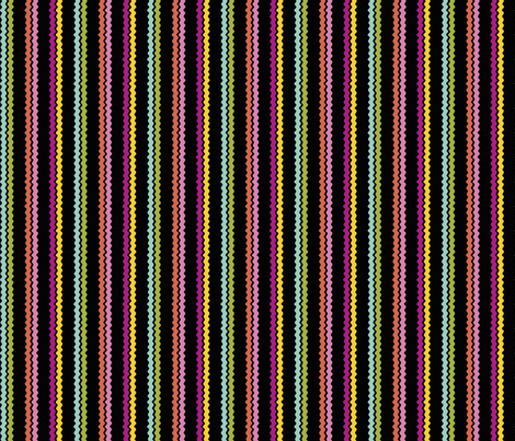 Damask_Ric_Rac fabric by lana_gordon_rast_ on Spoonflower - custom fabric