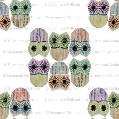 embroideredowlswhite