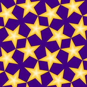 S43 CV1 gradient stars