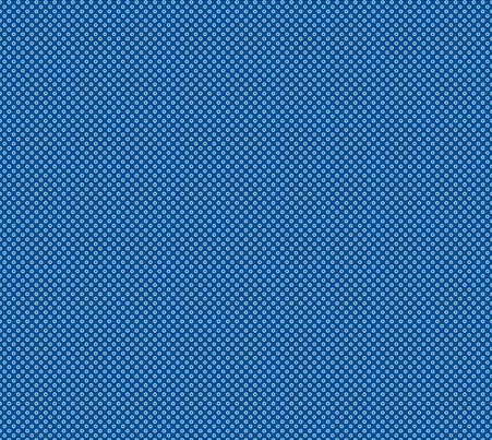 pois bleu fond bleu XS fabric by nadja_petremand on Spoonflower - custom fabric