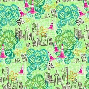 Urban Sighting Green