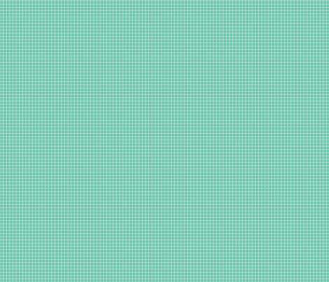 grids (green) fabric by mondaland on Spoonflower - custom fabric