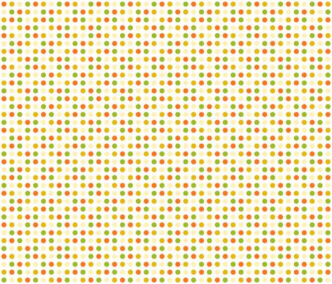 Lunares tortuguita fondo blanco fabric by gemmacreativa on Spoonflower - custom fabric
