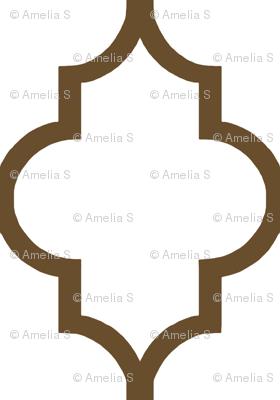 Chocolate Ogee