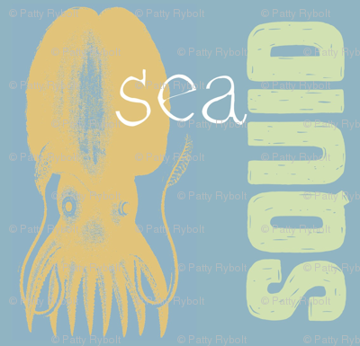 Super Squid (deep blue sea)
