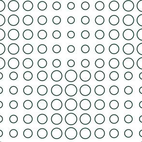 Small Circles—green