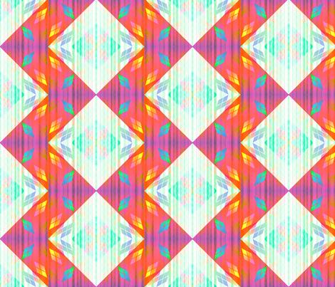 argylest22 fabric by glimmericks on Spoonflower - custom fabric