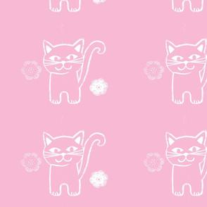 Bella rose cat medium