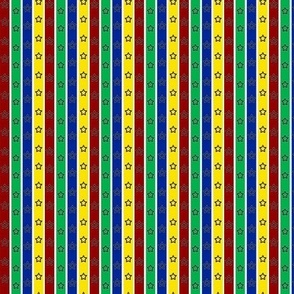 Harlequin Stripe