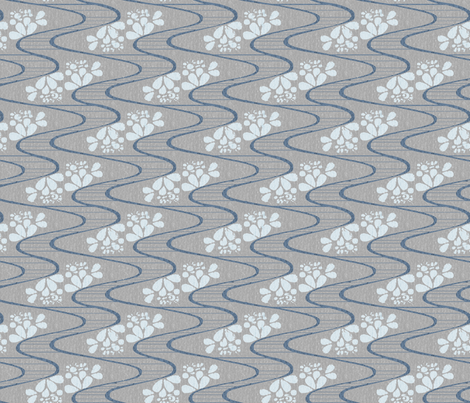 urban_meanderings_streamway fabric by glimmericks on Spoonflower - custom fabric