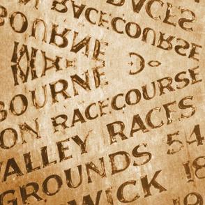 melbourne racetrack