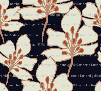 navy_coral_flowers