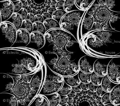 Xray Feather Swirls