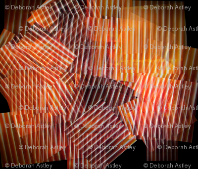 Blind with light manipulated