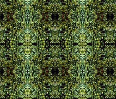 Lichen2 fabric by moonandsundries on Spoonflower - custom fabric
