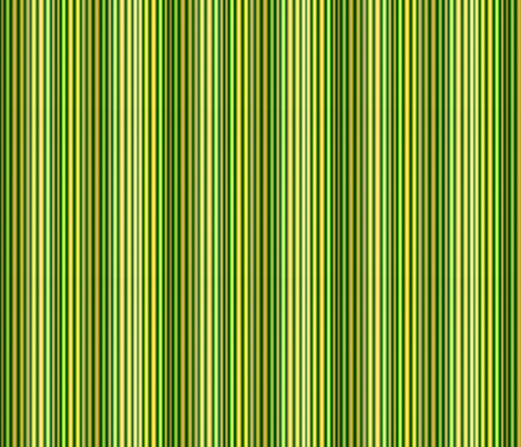 Eugene_Oregon_Green_and_Yellow_Stems fabric by pd_frasure on Spoonflower - custom fabric