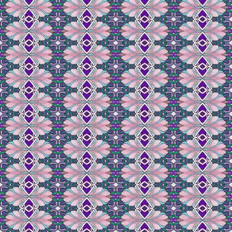 Bellissa fabric by edsel2084 on Spoonflower - custom fabric