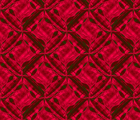 madras_spin_cherrytart fabric by glimmericks on Spoonflower - custom fabric