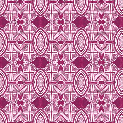 Lydia fabric by siya on Spoonflower - custom fabric