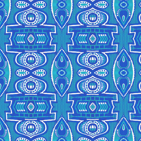 Aleppo fabric by siya on Spoonflower - custom fabric