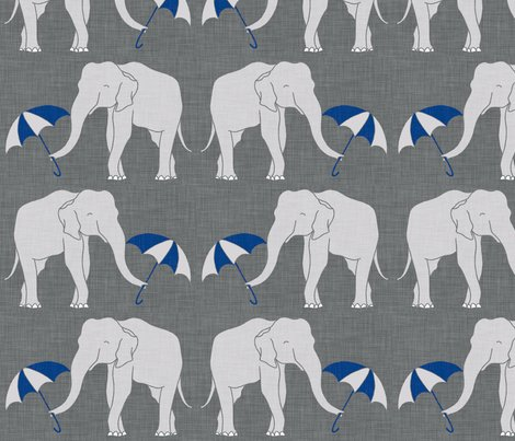Elephant_and_umbrella_navy_shop_preview