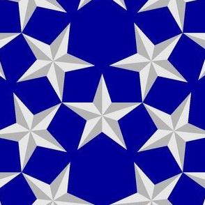 01058698 : U53 V1 bevelled stars