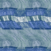 Blue cobalt cascade