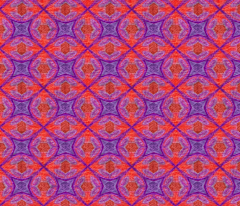 Purple-red fabric by wren_leyland on Spoonflower - custom fabric