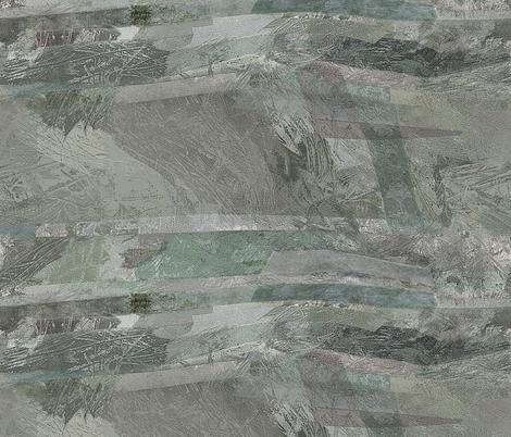 Sidewalk rain fabric by wren_leyland on Spoonflower - custom fabric