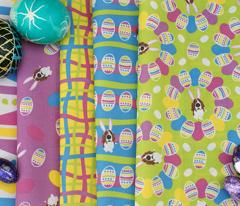 Easter Basset Scatter