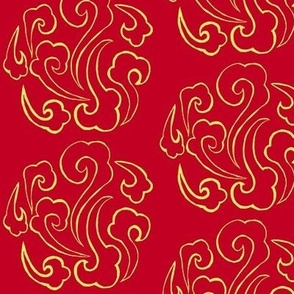 Chinese Style Clouds