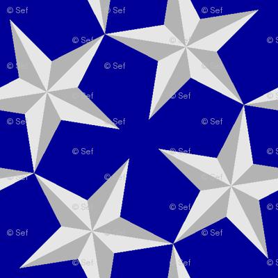 S43 CV1 3-D stars