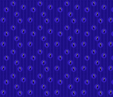 Checking the House - purple blue fabric by glimmericks on Spoonflower - custom fabric