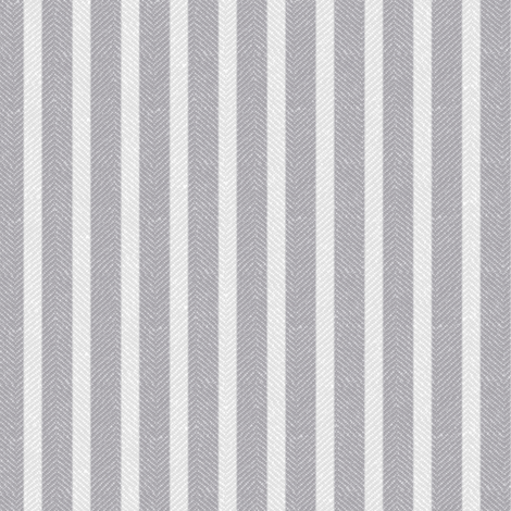 Grey Twill with Stripes fabric by forest&sea on Spoonflower - custom fabric