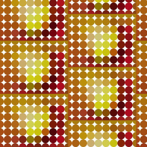 ball_circle_retro_tiles fabric by vinkeli on Spoonflower - custom fabric