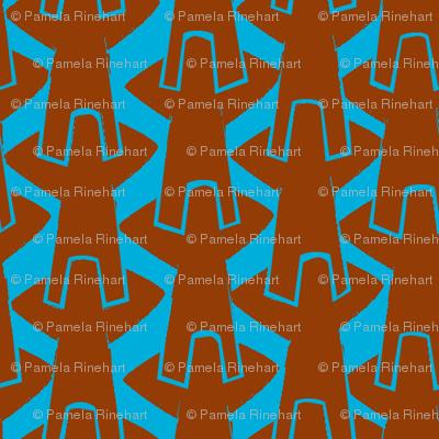 Chocolate Cones Adrift