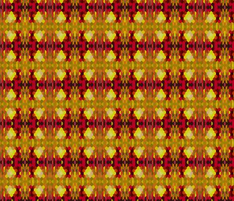 brahma_retro_tiles fabric by vinkeli on Spoonflower - custom fabric