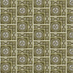 Gold Tile