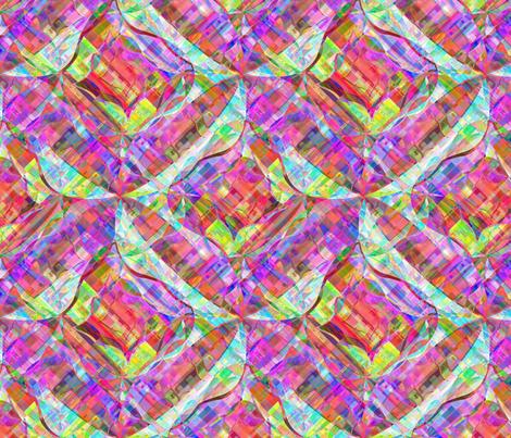 madras spin silk scarf fabric by glimmericks on Spoonflower - custom fabric