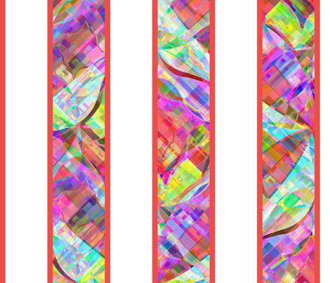 cut_glass_stripe_tango fabric by glimmericks on Spoonflower - custom fabric