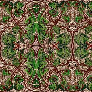 Meandering Mosaic